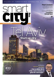 SmartCity Mag n°33_Couv